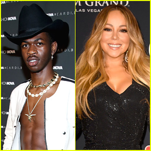 Lil Nas X Invites Mariah Carey To 'Old Town Road' Remix