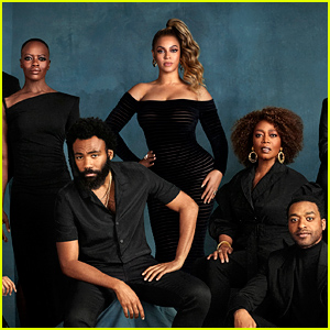 Beyonce, Donald Glover & More Gather For Stunning 'Lion King' Cast Pic