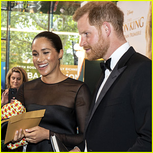 The 'Lion King' Stars Were Given These Royal Protocol Rules Ahead of Meeting Prince Harry & Meghan Markle!