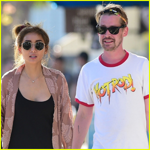 Macaulay Culkin & Brenda Song Step Out to Do Some Shopping in Studio City