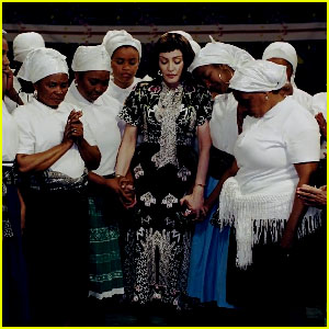 Madonna Releases 'Batuka' Music Video - Watch Now!