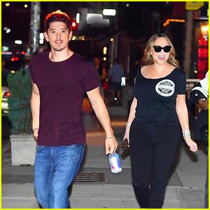 Mariah Carey & Boyfriend Bryan Tanaka Enjoy a Romantic Date Night in NYC