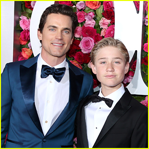 Matt Bomer Says His 14-Year-Old Son Came Out as Straight in a Touching Way