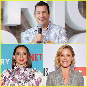Maya Rudolph & Julie Bowen Join Adam Sandler's Halloween Netflix Comedy!