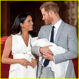 Meghan Markle & Prince Harry Will Bring Archie to Scotland Before Africa Trip (Report)