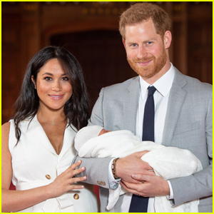 Prince Harry & Meghan Markle's Son Archie Will Wear the Same Christening Robe as His Cousins!