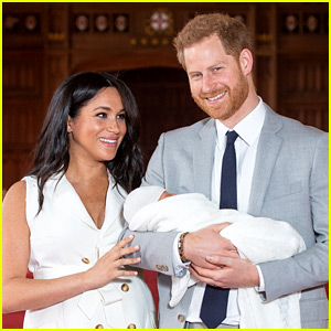 Meghan Markle & Prince Harry Won't Reveal Baby Archie's Godparents
