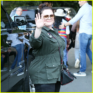 Melissa McCarthy Attends Billie Eilish's Concert After Promising She'd Be at the Show!