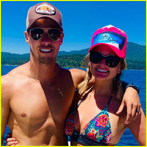 Miranda Lambert Wears a Bikini Top While Posing With Shirtless Husband Brendan McLoughlin!
