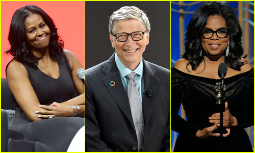 World's Most Admired Men & Women of 2019 - Top 10 List Revealed!