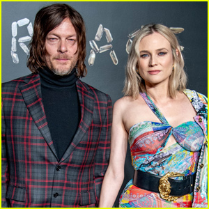 Norman Reedus & Diane Kruger Share Rare Photo of Daughter