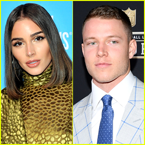 Olivia Culpo Might Be Dating NFL Player Christian McCaffrey!