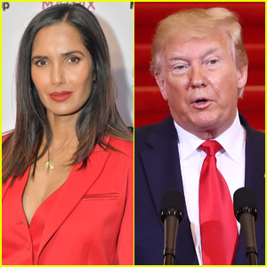 Padma Lakshmi Slams President Trump with Independence Day Pie
