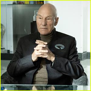 Watch Patrick Stewart in First 'Star Trek: Picard' Trailer!