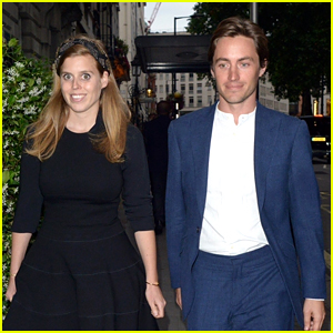 Princess Beatrice Steps Out for Date Night with Hot Boyfriend!
