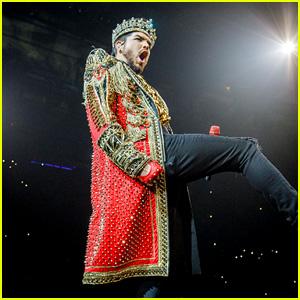 Queen & Adam Lambert Kick Off 'Rhapsody Tour' in Vancouver - See the Pics & Set List!