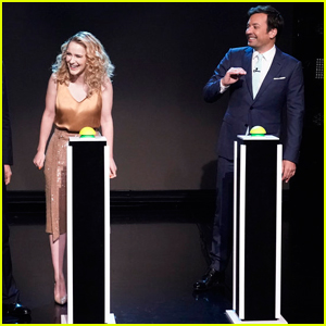 Rachel Brosnahan Plays Intense '7 Seconds' Game with Jimmy Fallon - Watch Here!