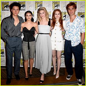 'Riverdale' Cast Tease Season 4 at San Diego Comic-Con!