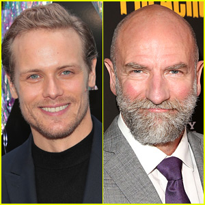 Outlander's Sam Heughan & Graham McTavish Launching a Podcast Together!