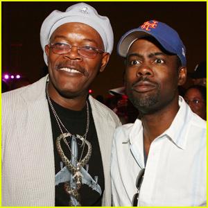 Samuel L. Jackson Cast as Chris Rock's Dad in New 'Saw' Film