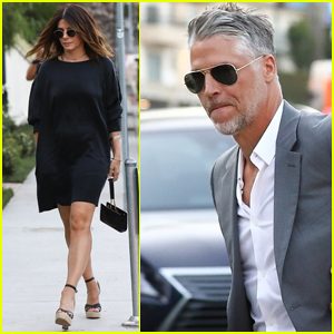 Sandra Bullock & Boyfriend Bryan Randall Step Out for Rare Date