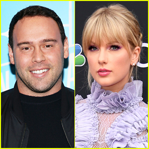 Scooter Braun Wants Taylor Swift to Call Him & Make Nice
