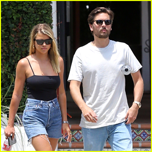 Scott Disick & Sofia Richie Spend Their Monday in Malibu