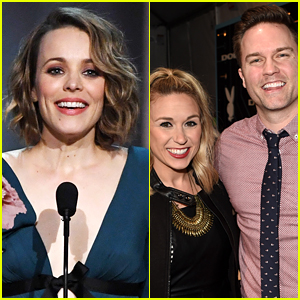 Rachel McAdams Joins Scott Porter to Co-Host Freeze HD Event