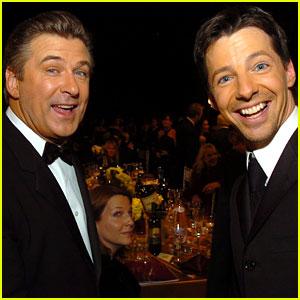 Sean Hayes Will Serve as Alec Baldwin's 'Comedy Central Roast' Master