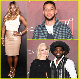 Serena Williams, Ben Simmons & More Celebrate 'Sports Illustrated' Fashionable 50 Issue!