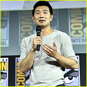Simu Liu of Marvel's 'Shang-Chi & The Legend of the Ten Rings' Attends Comic-Con 2019