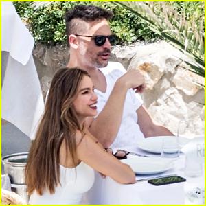 Sofia Vergara & Joe Manganiello Spotted on Vacation in Italy!