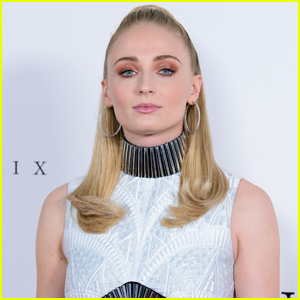 Sophie Turner Has Had Enough of the Bottle Cap Challenge