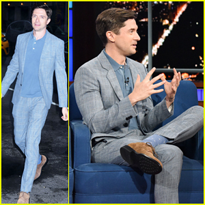 Stephen Colbert Calls Out Topher Grace For Cutting Him Out Of His 'The Hobbit' Re-Edit!