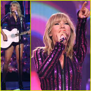 Taylor Swift Performs All Her Hits at Amazon's Prime Day Concert!