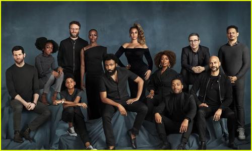 The Lion King 2019 Full Voice Cast Revealed Slideshow The