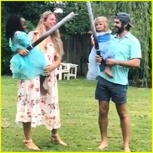 Thomas Rhett & Wife Lauren Akins Expecting Third Daughter!