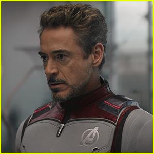 The Way Gamora Reacts to Tony Stark in This 'Avengers ...
