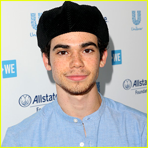 Cameron Boyce's Father Shares One of the Final Pictures Taken of His Late Son