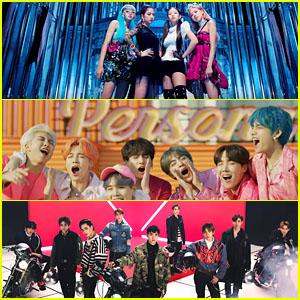 Who Should Win Best K-Pop at the 2019 MTV VMAs?