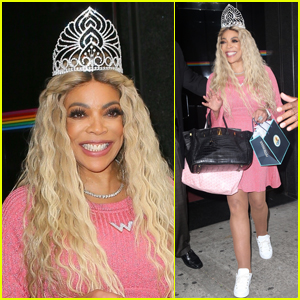 Wendy Williams Wears a Tiara Ahead of 55th Birthday!