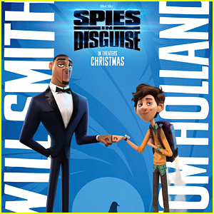 Will Smith & Tom Holland Team Up in 'Spies in Disguise' Trailer - Watch Now!