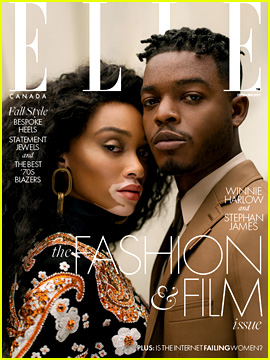 Winnie Harlow & Stephan James Open Up About Fame & Hollywood