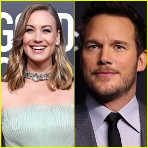Yvonne Strahovski Will Join Chris Pratt in Sci-Fi Movie 'Ghost Draft'