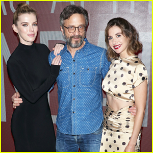 Betty Gilpin, Alison Brie & Marc Maron Discuss Third Season of 'GLOW': 'Everyone Is Very Brilliant'