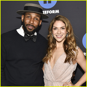 Allison Holker & Stephen 'tWitch' Boss Are Expecting a Baby Girl!