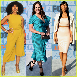 Angela Bassett, Jennifer Love Hewitt, Nicole Scherzinger & More Step Out for Fox All-Star Party!