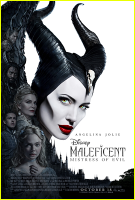 Angelina Jolie's 'Maleficent' Sequel Gets a New Poster