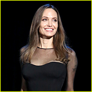 Angelina Jolie Opens a YouTube Account!
