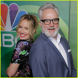 Anna Camp & Bradley Whitford Promote 'Perfect Harmony' at Summer TCAs 2019